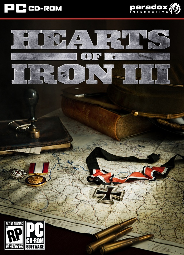 Hearts of Iron III (PC)