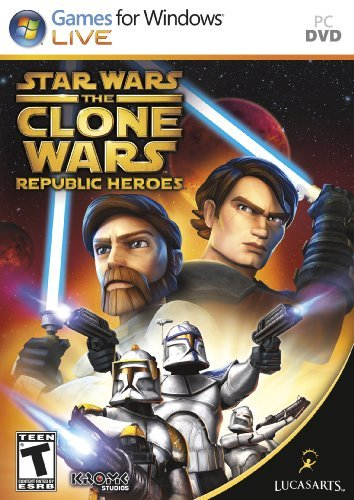Star Wars: The Clone Wars - Republic Heroes (PC)